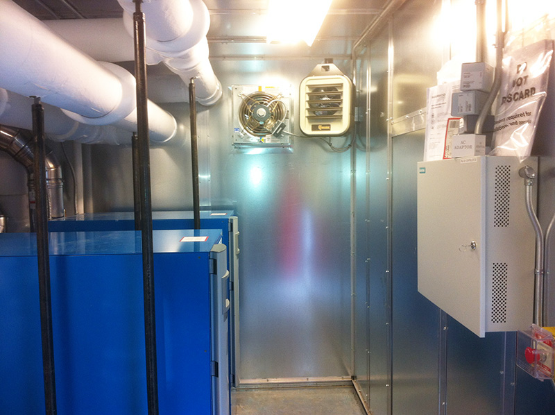Backus Hospital Boilers