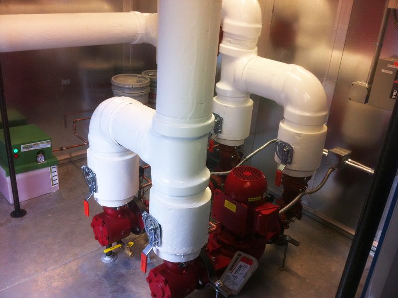 Backus Hospital Boiler