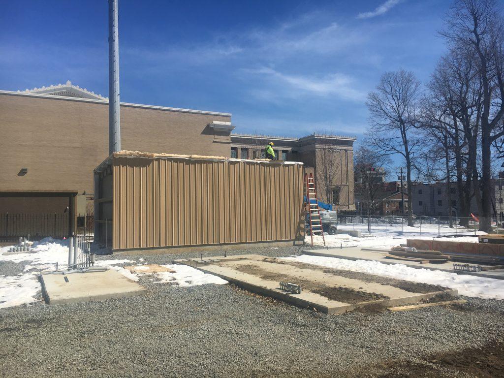 Bridgeport Microgrid Installation