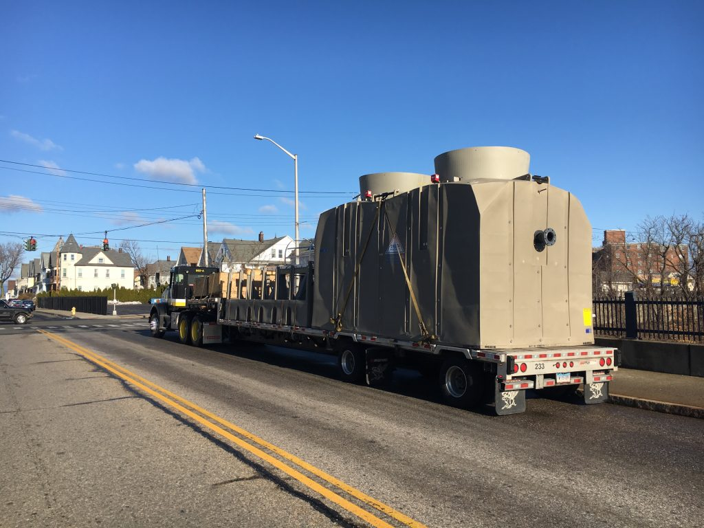 Bridgeport Microgrid CHP Delivery
