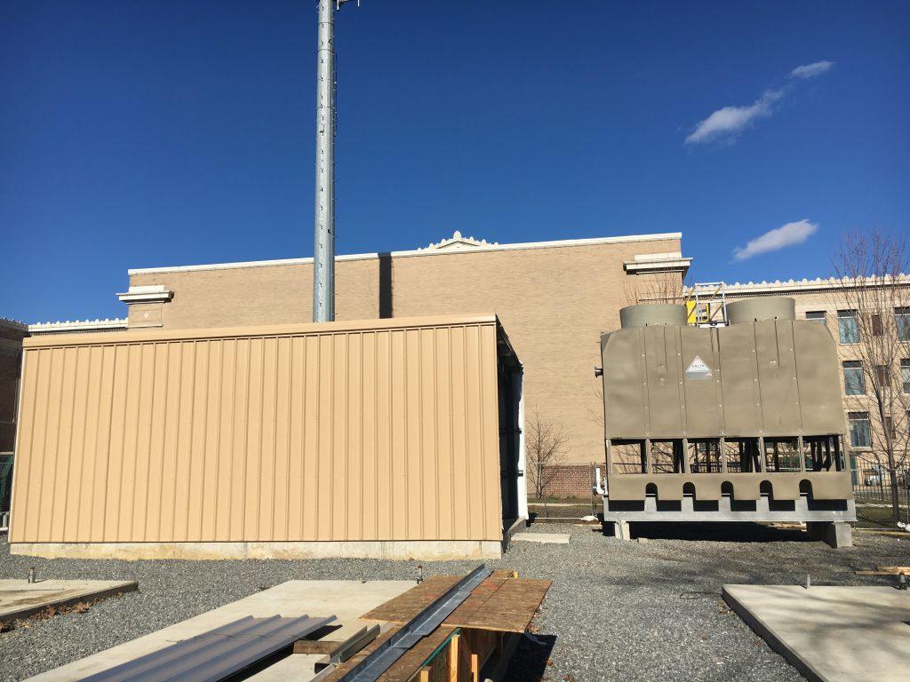 Bridgeport Microgrid Cogeneration