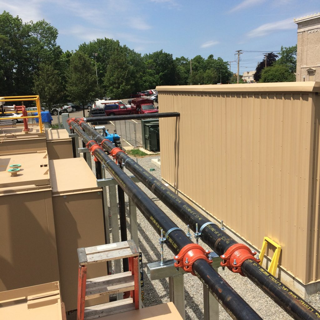 Bridgeport Microgrid Installation