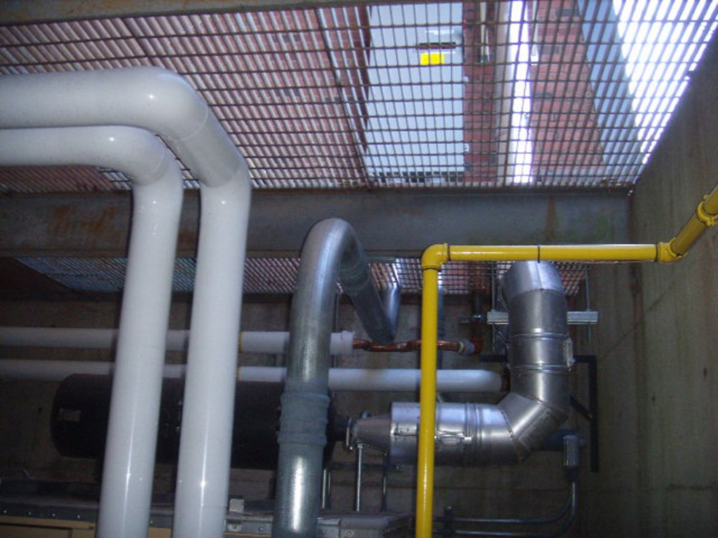 Middlesex County YMCA Cogeneration Installation