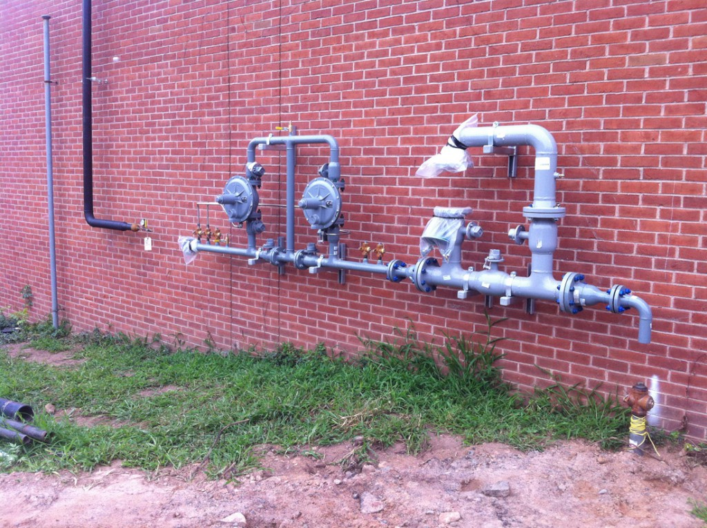 Gaylord Hospital gas Conversion | Controlled Air Inc.