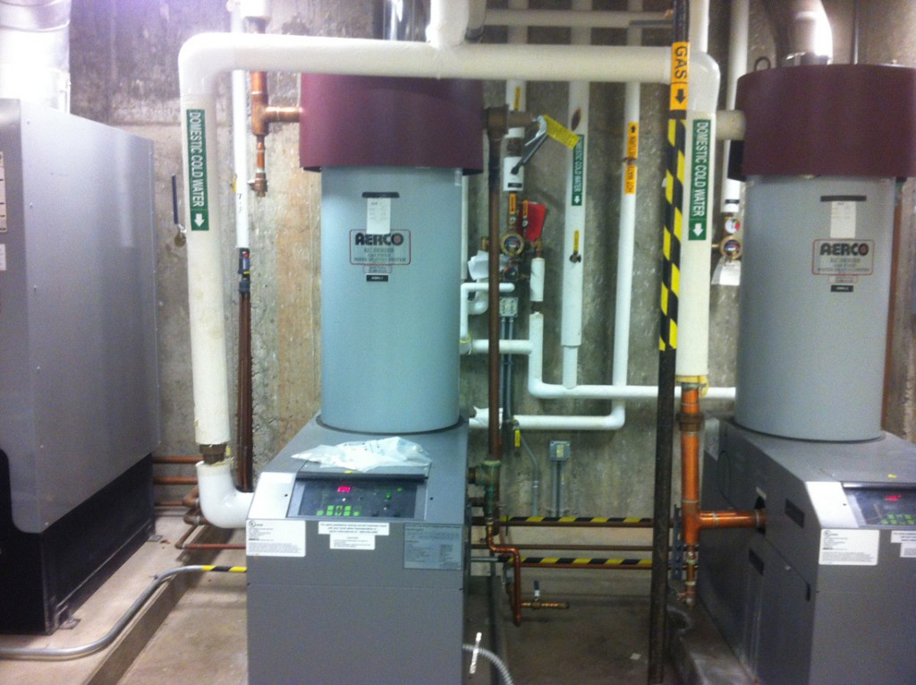 Gaylord Hospital Gas Conversion