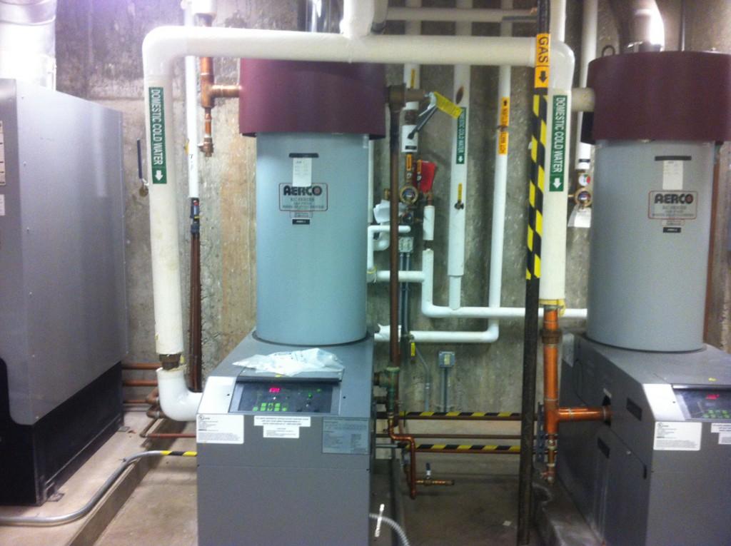 Gaylord Hospital Gas Conversion
