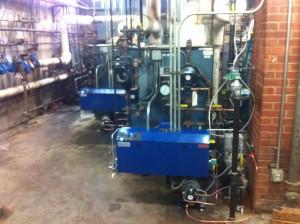 Gaylord Hospital Natural Gas Conversion
