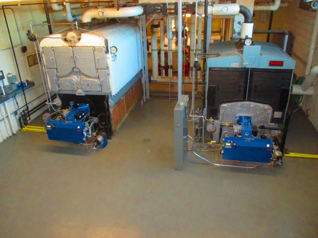 Rochambeau Elementary School Natural Gas Conversion