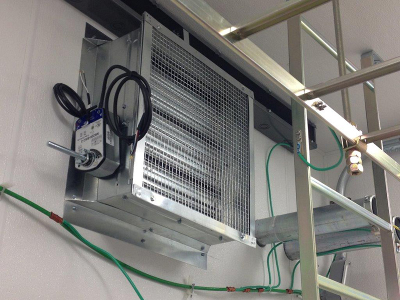 Cell Tower HVAC Upgrades