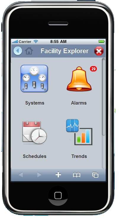 Facility Workbench Phone App