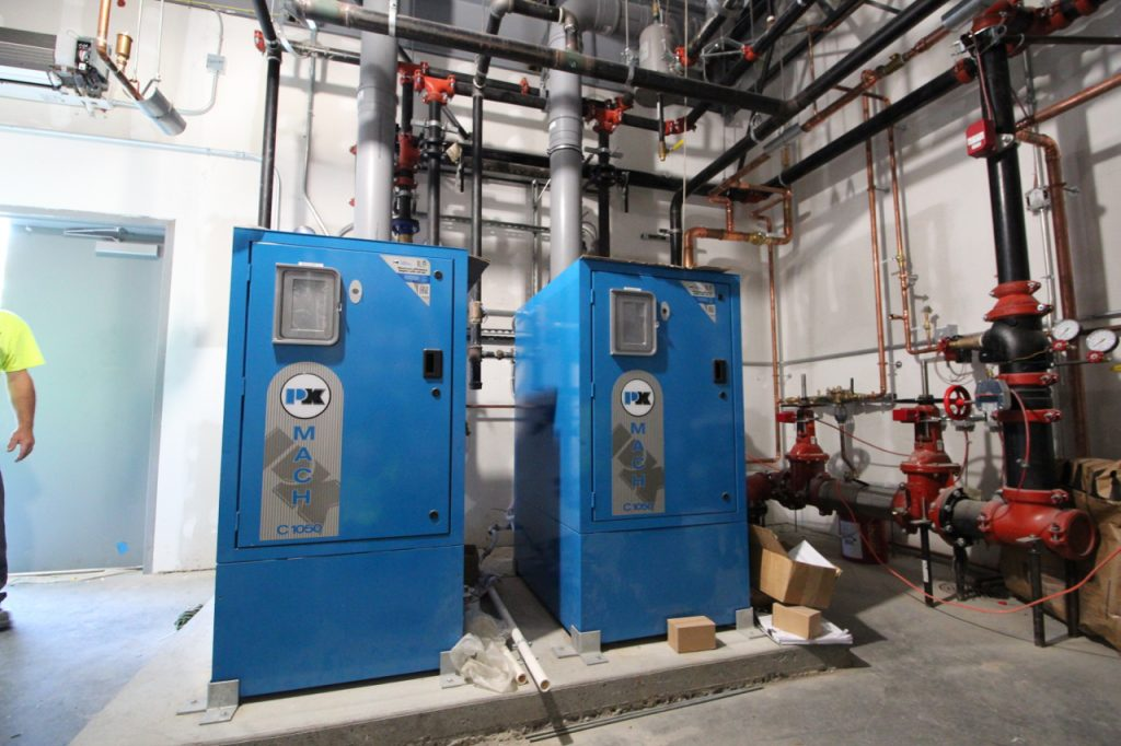 Constitution Surgery Center, Waterford Pk Boilers