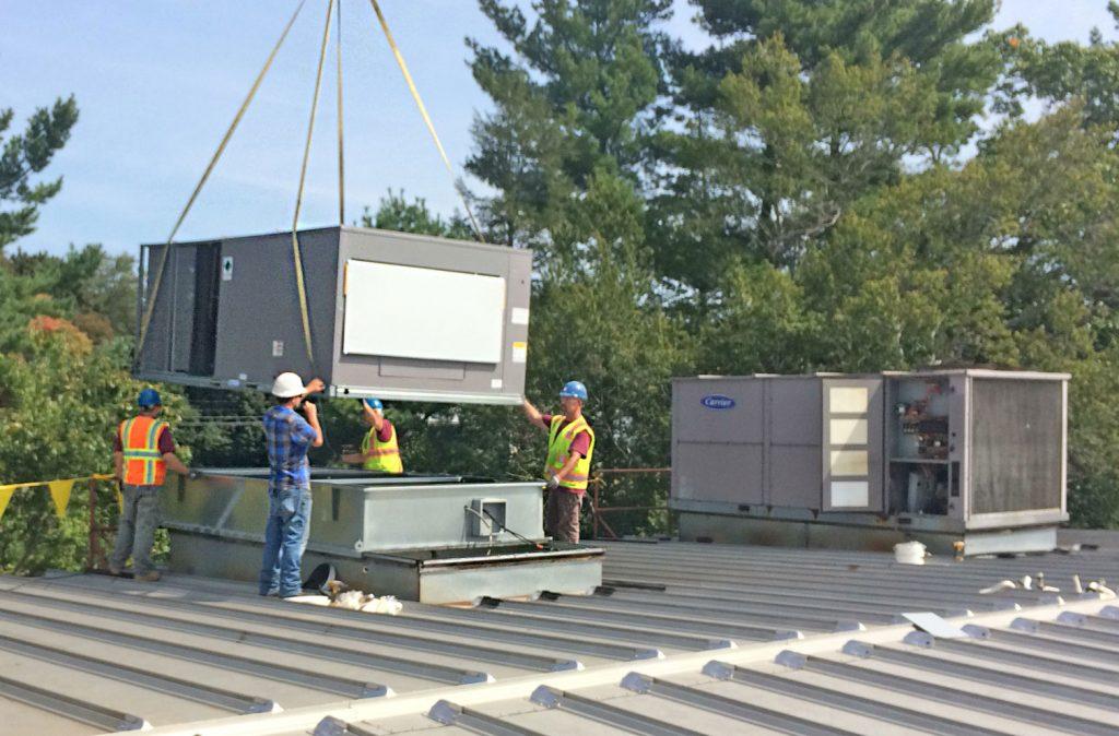 Kerite, Seymour installation of new RTU installation