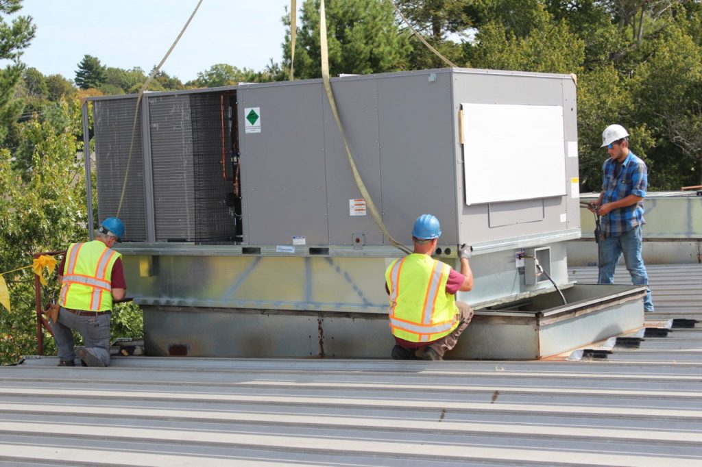 Kerite, Seymour new RTU installation
