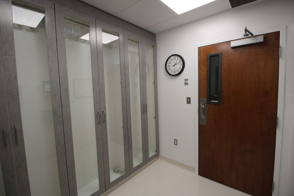 The Endoscopy Center, Hamden CT Clean Room