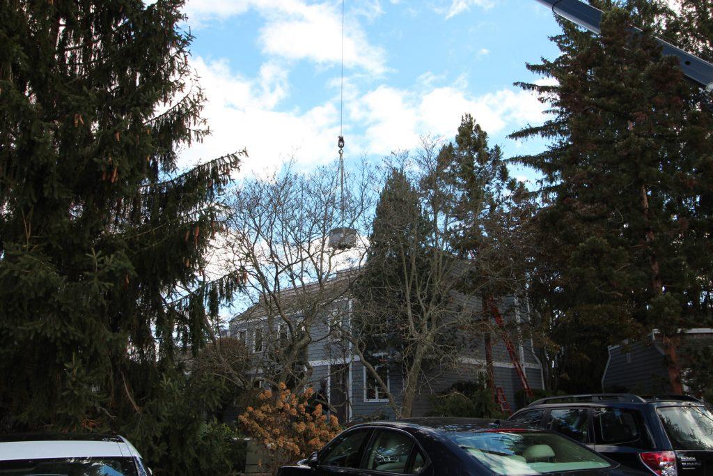 Castle Rock Condominiums, Roof Top Unit Replacement