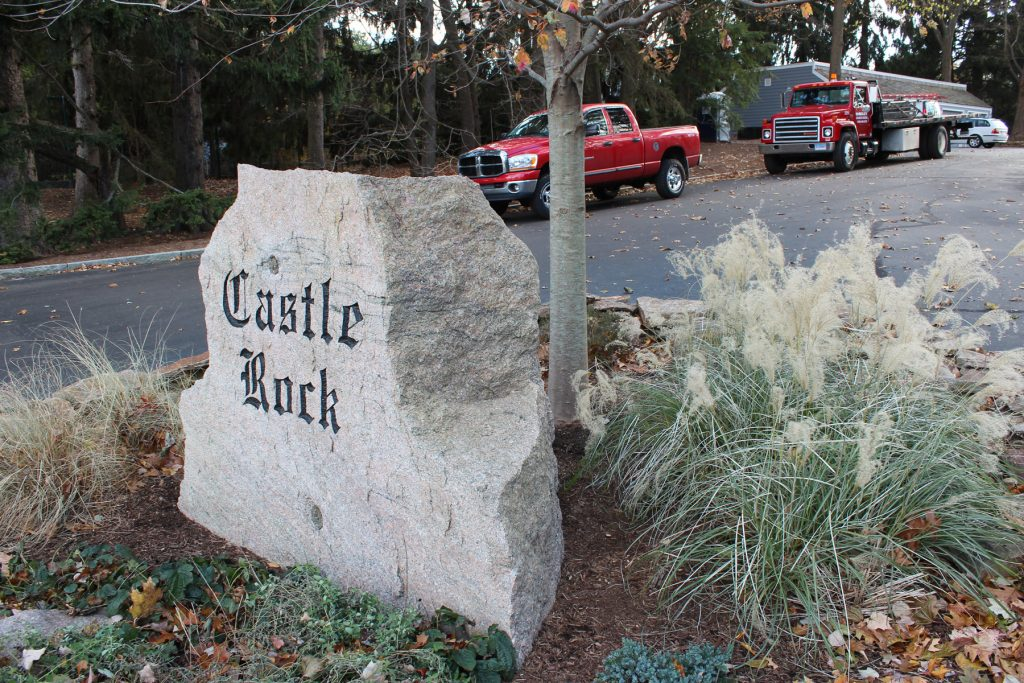 Castle Rock Condominiums, Branford CT