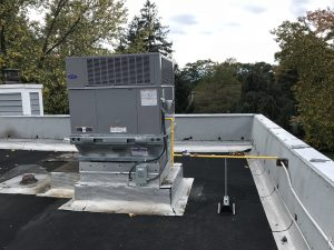 Castle Rock Condominiums Roof Top Change Out