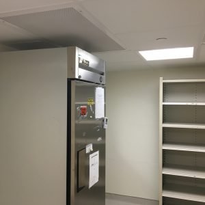 Sharon Hospital Pharmacy Controls System
