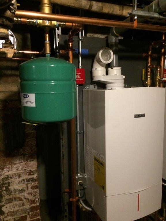 Christian Community Action Boiler Replacement