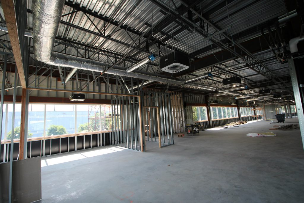 River Road Shelton, VRF Office Project