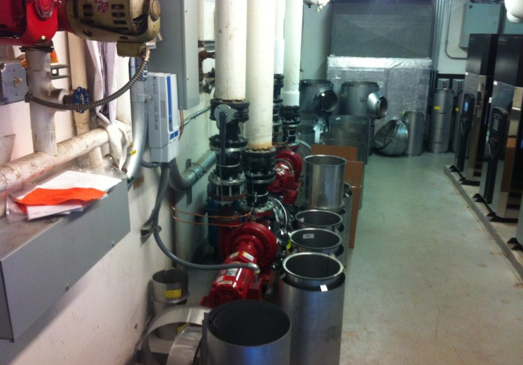 Augustana Homes Boiler Replacement